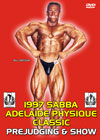 1997 SABBA Adelaide Physique Classic: Prejudging & Show