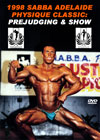 1998 SABBA Adelaide Physique Classic: Prejudging & Show