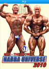 2010 NABBA UNIVERSE: MEN - THE SHOW - ON BLU-RAY