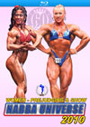 2010 NABBA UNIVERSE: THE WOMEN - PREJUDGING & SHOW ON BLU-RAY