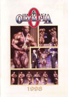 1998 Mr. Olympia (Historic DVD) (Dual price US$39.95 or A$49.95)