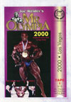2000 Mr. Olympia (Historic DVD) (Dual price US$39.95 or A$49.95)