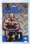 2001 Mr. Olympia Finals (Historic DVD) (Dual price US$39.95 or A$49.95)