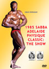 1985 SABBA Adelaide Physique Classic:  The Show
