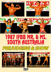 1987 IFBB Mr. & Ms. South Australia: Prejudging & Show
