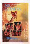 1988 Ms. Olympia (Historic DVD) (Dual price US$39.95 or A$49.95)