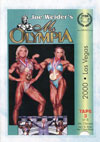 2000 Ms. Olympia (Historic DVD) (Dual price US$39.95 or A$49.95)