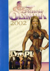 2002 Fitness Olympia (Historic DVD) (Dual price US$39.95 or A$49.95)