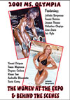 2001 Ms. Olympia: Women at the Expo and Behind the Scenes