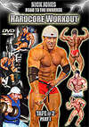 Nick Jones: Hard Core Workout - 2 DVD set