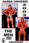 2003 NABBA Universe: The Men - Prejudging