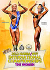 2012 NABBA/WFF International Championships: The Women