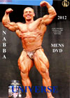 2012 NABBA Universe: Men - The Show (Dual Price US$39.95 or A$44.95)