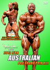 2013 IFBB Australian Pro Grand Prix & Men's Amateur Grand Prix & Pro Qualifier