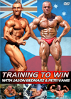Training to win – with Jason Bednarz & Petr Vanis
