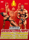 2013 NABBA/WFF South Australian Bodybuilding, Figure & Fitness Championships