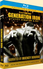 GENERATION IRON the DVD (EXTENDED DIRECTOR'S CUT): Blu-ray Version