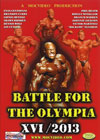 Battle For The Olympia 2103  3 Disc Set (Dual price US$39.95, A$49.95)