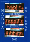 2013 NABBA Universe: Men's Prejudging: 3 DVD Set (Dual price)