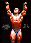 2013 NABBA Universe: Men - The Show 2 DVD Set (Dual price)