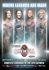 2015 Olympia Women 2 DVD Set (Dual price US$39.95 & A$49.95)