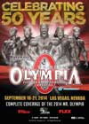 2014 Mr. Olympia 2 DVD Set (Dual price US$39.95 & A$49.95)