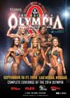 2014 Olympia Women 2 DVD Set (Dual price US$39.95 & A$49.95)