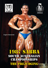 1987 SABBA Mr. & Ms. South Australia: Prejudging