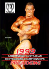 1999 SABBA South Australian BB Championships: Prejudging - Men & Women