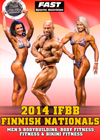 2014 IFBB Finnish Nationals - Men's Bodybuilding, Body Fitness, Fitness & Bikini Fitness