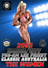 2015 NABBA/WFF Lee Priest Classic - The Women