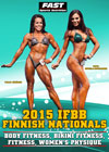 2015 IFBB Finnish Nationals - Body Fitness, Bikini Fitness, Fitness, Women's Physique