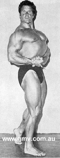 1970 Reg Park Vs 1970 Arnold Schwarzenegger - Bodybuilding