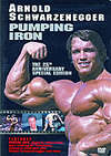 Pumping Iron DVD (DUAL PRICE US$39.95 or A$49.95)