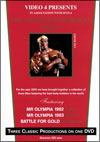The Golden Age Of Muscle 1982/83 Mr Olympia (Dual price US$79.95 or A$124.95)