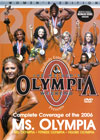 2006 Fitness, Figure and Ms. Olympia (Dual price US$39.95 or A$62.95)