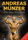 Andreas Munzer - The Real Workout (Dual price US$39.95 or A$62.95)