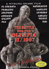 1997 Battle for the Olympia (Dual price US$34.95 or A$44.95)