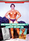 GMV MUSCLE VIDEO MAGAZINE # 1 - STARS OF THE LATE 70s