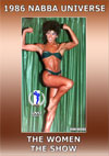 1986 NABBA Universe Women - The Show - Figure and Physique Classes