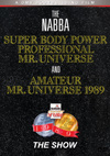 1989 NABBA Mr. Universe: The Show