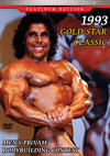 1993 Gold Star Classic - Men's Pro/Am Bodybuilding Contest