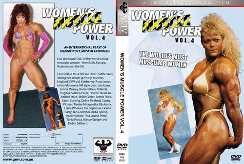 musculer women