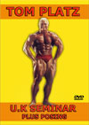 Tom Platz UK Seminar Sept 1993 (Plus Posing of Tom Platz, Dorian Yates, Flex Wheeler)