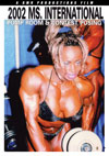 2002 Ms. International - Pump Room Plus Finals Contest Posing