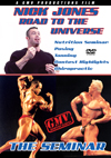Nick Jones: Road to the Universe - The Seminar
