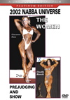 2002 NABBA Universe:  The Women - Prejudging & Show