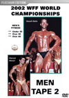 2002 WFF World Championships: The Men DVD # 2