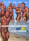 2005 NABBA World Championships: The Men - Prejudging