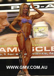 2006 NABBA Ms. Universe Photo DVD's